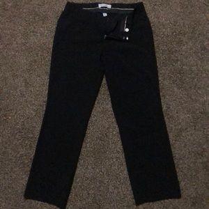 Gap straight pants